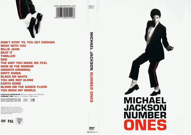 El Rey del Pop, Michael Jackson, 3 DVDrips, 3.88 GB, mp4, ac3