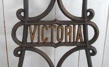 Jag heter Victoria i andra namn!