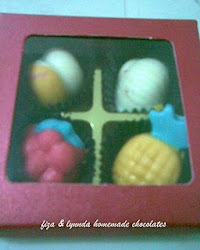 yummy chocolates
