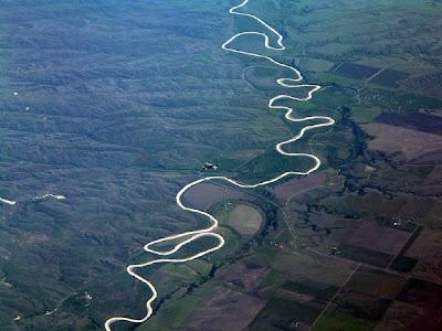 Sungai yenisei-angara-selenga (rusia &; mongolia) = 5539 km