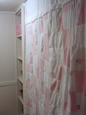 Quilt Shower Curtain Home and Garden - Shopping.com