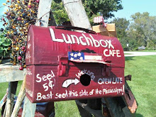 OLE' LUNCHBOX BIRDHOUSE