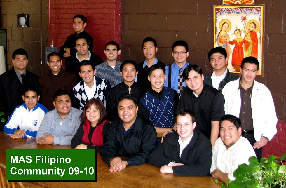 MAS Filipino Community