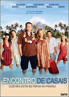 Filme Poster Encontro De Casais DVDRip Dual Audio & RMVB Dublado