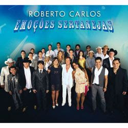seblsx Roberto Carlos Emoções Sertanejas cd