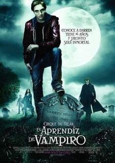 Circo Dos Horrores: O Aprendiz De Vampiro   Dublado Download