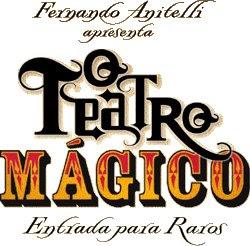 TeatroMagico CD O Teatro Mágico Entrada Para Raros