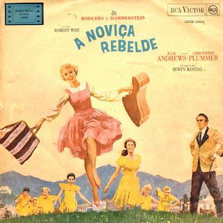 A+Novi%C3%A7a+Rebelde+ +Capa+ +Frente A Noviça Rebelde   1965