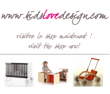 kidslovedesign . le shop