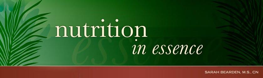 Nutrition in Essence