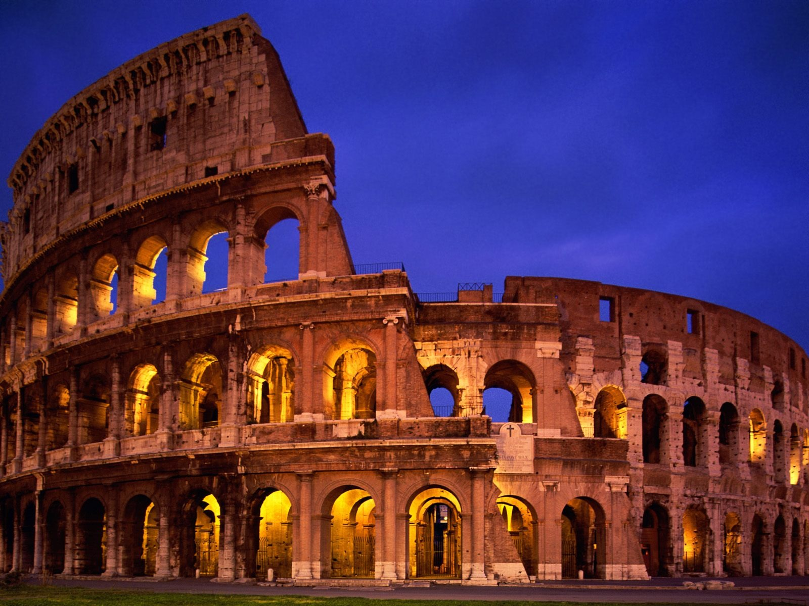 The Colosseum: Emblem of Rome