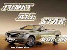 FUNK ALL STAR 10