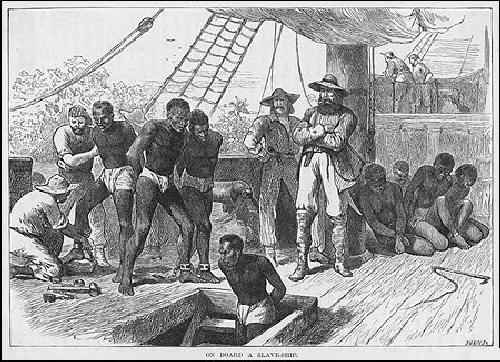 Infofacts Slave Trade