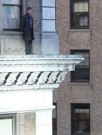 Man on a Ledge Film