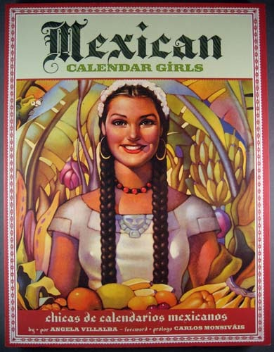Mexican Calendar Girl Art : The crash pad pin up girls mexicanas