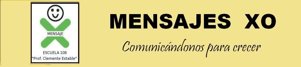 MENSAJES XO