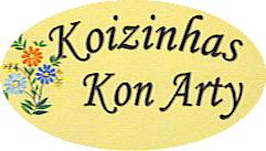 Koizinhas Kon Arty - Crochê & Artesanato