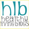 I'M A HEALTHY LIVING BLOGGER!