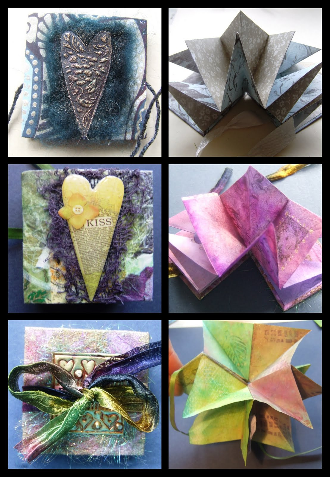 Occasional Blues How To Make Lotus Flower Books