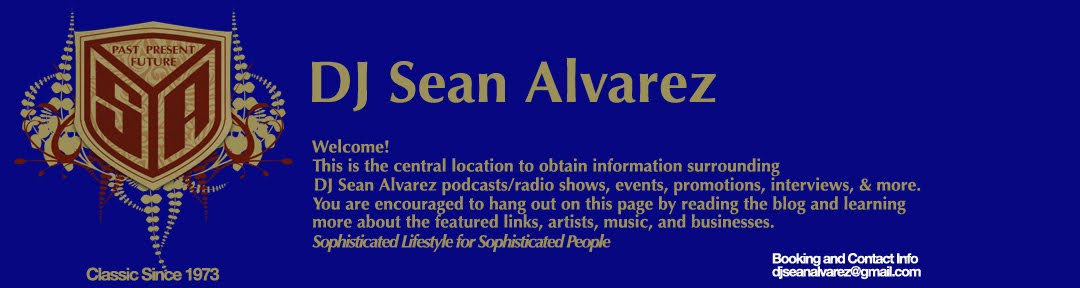 DJ Sean Alvarez