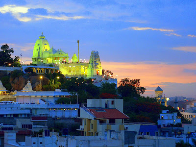 Birla Temple, Hyderabad