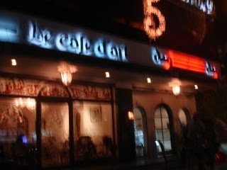 Le Cafe D'Art, Hyderabad