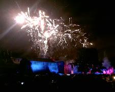 Classical Fantasia fireworks