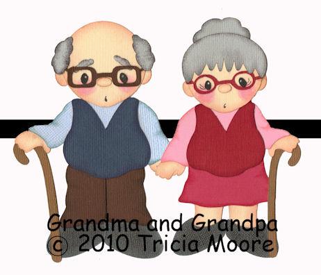 Grandparents Pattern Set Plus A Free Pattern