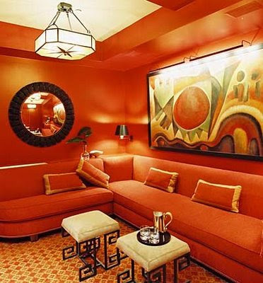 Housewears colour focus hot for orange - Decoracion turquesa y naranja ...