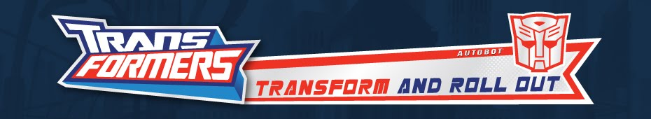 Coleccion de Transformers Transform and roll out