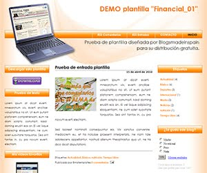 Descargar plantilla Financial_01