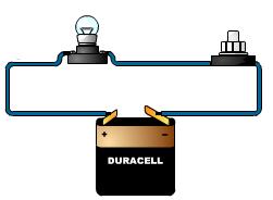 como hacer un circuito electronico en serie