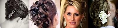 knot3 Penteados para Noivas
