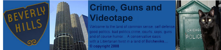 CRIME, GUNS, AND VIDEOTAPE