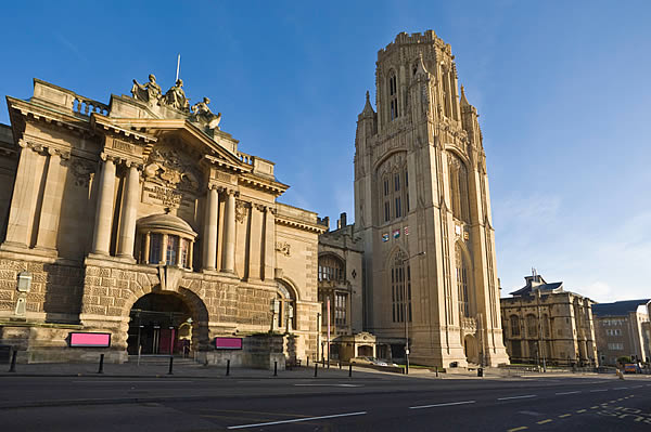 Bristol university 