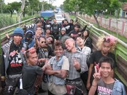 Indonesian punk
