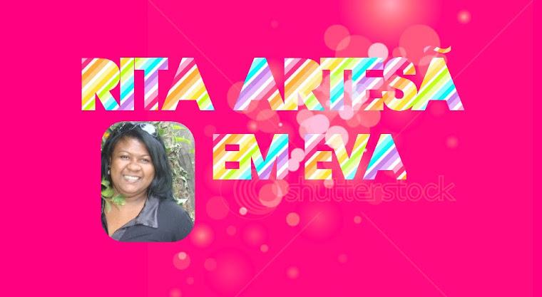 Rita Artesã em E.V.A