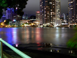Brisbane waterfront