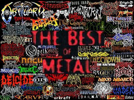 † The Best Of Metal †