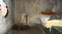 Interior de celda