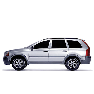 Volvo XC90 Remote Control Car