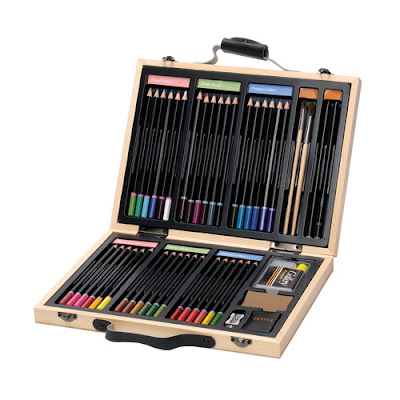 Artist Pencil Set Volvo