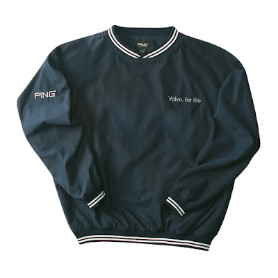 Men's Ping Wind Shirt Volvo