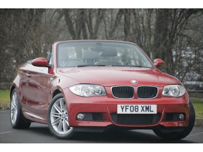 BMW 1 Series Convertible 120i M Sport