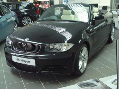 BMW 1 Series Convertible 135i M Sport