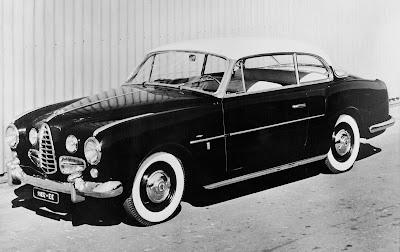 Volvo Elisabeth 1 1953