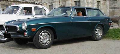 Volvo 1800 ESC classic