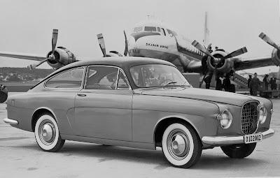 1953 Volvo Concept Margarete Rose