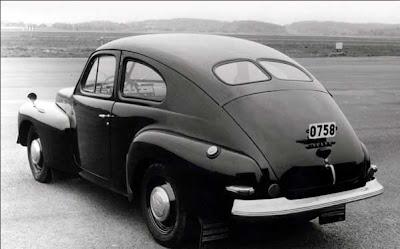 Volvo American styling