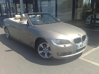 BMW 3 Series Convertible 320d SE